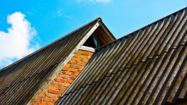 Verbod op asbesthoudende daken verworpen